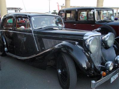 Jaguar-Oldtimer