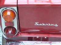 Maserati Heckleuchte