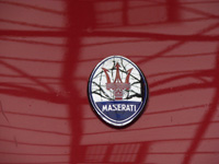 Maserati Logo Tridente Dreizack