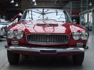 Maserati Sebring Oldtimer