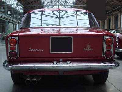 Maserati Sebring Serie 1